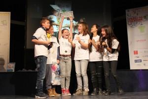 3. Onderzoek naar Trash 1e prijs team The Trashketeers van het Kompass uit Alkmaar