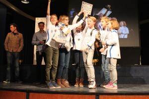 4. Robotontwerp 1e prijs team 11. De Duiffies van De Duif uit Heiloo