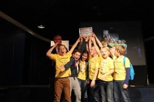6. Teamwork, 2e plaats voor team 13. Recycleteam De Zuidwester, Heiloo